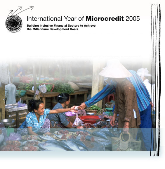 International Year of Microcredit 2005